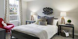 The Isle Bedroom