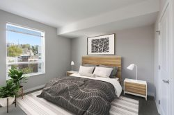 The Isle luxury apartment Bedroom