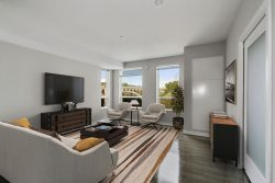 The Isle luxury apartment Living Room furniture